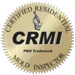 Certified Residential Mold Inspection Certificate