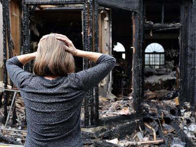 Fire Damage Restoration & Repair Charleston